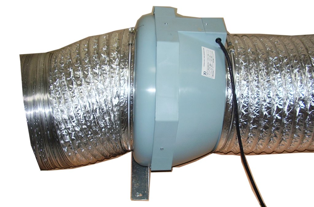 Aluminum Flexible Ducting