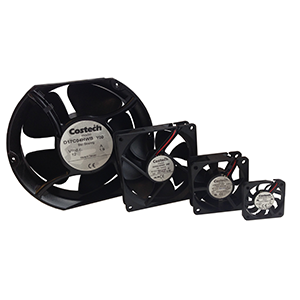 DC Compact Axial Fans | Frame Fans