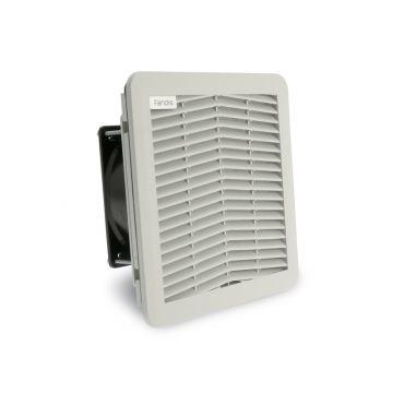FPF13KPU115BE-110  Fandis Filter Fan Unit 115v 110m³/h Standard Airflow. Fits Cut Out 177x177mm