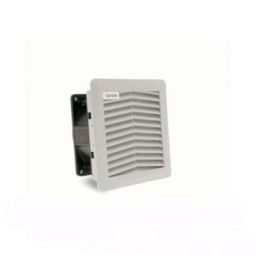 FPF12KUD24BR-110 Fandis Filter Fan unit 24Vdc 57m³/h (7035) reverse flow