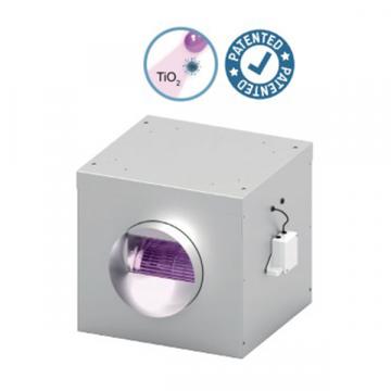 Zerobox - Low Noise Fan with Photocatalytic Technology