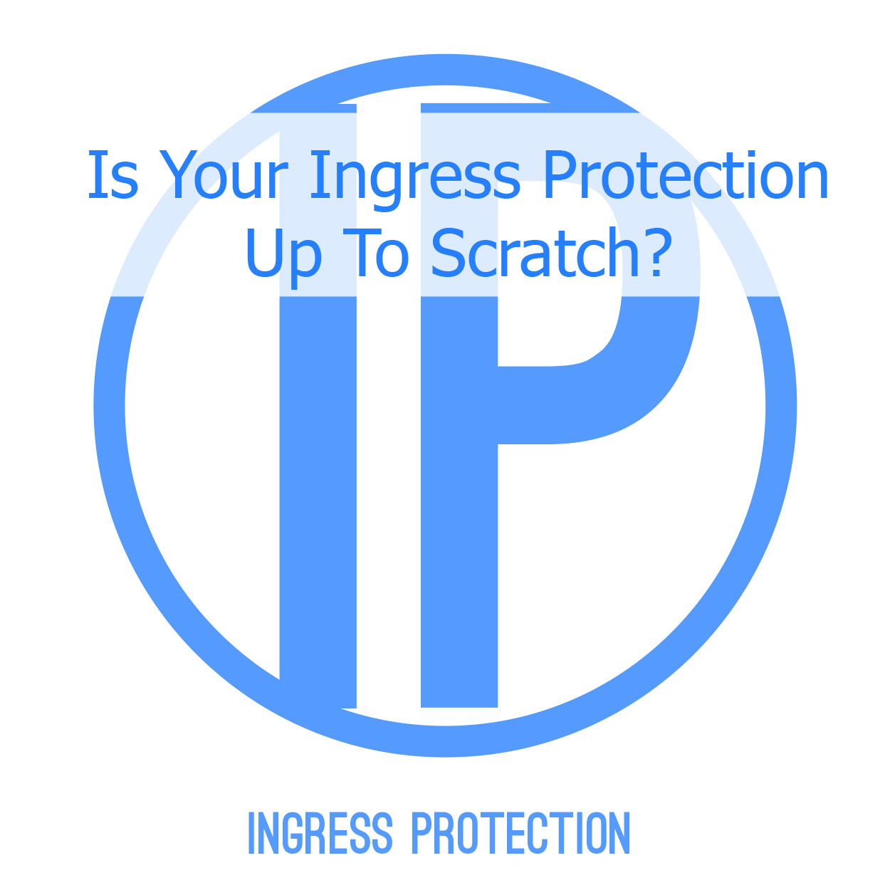 Is Your IP up to Scratch?