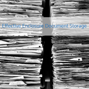 Safe Document Keeping In Electrical Enclosures