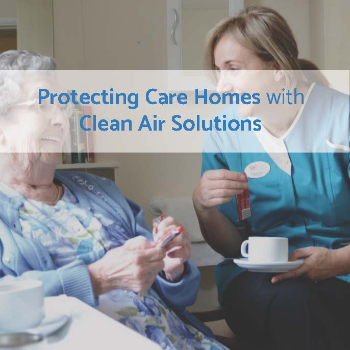 Protecting Care Homes with Clean Air Solutions from Axair