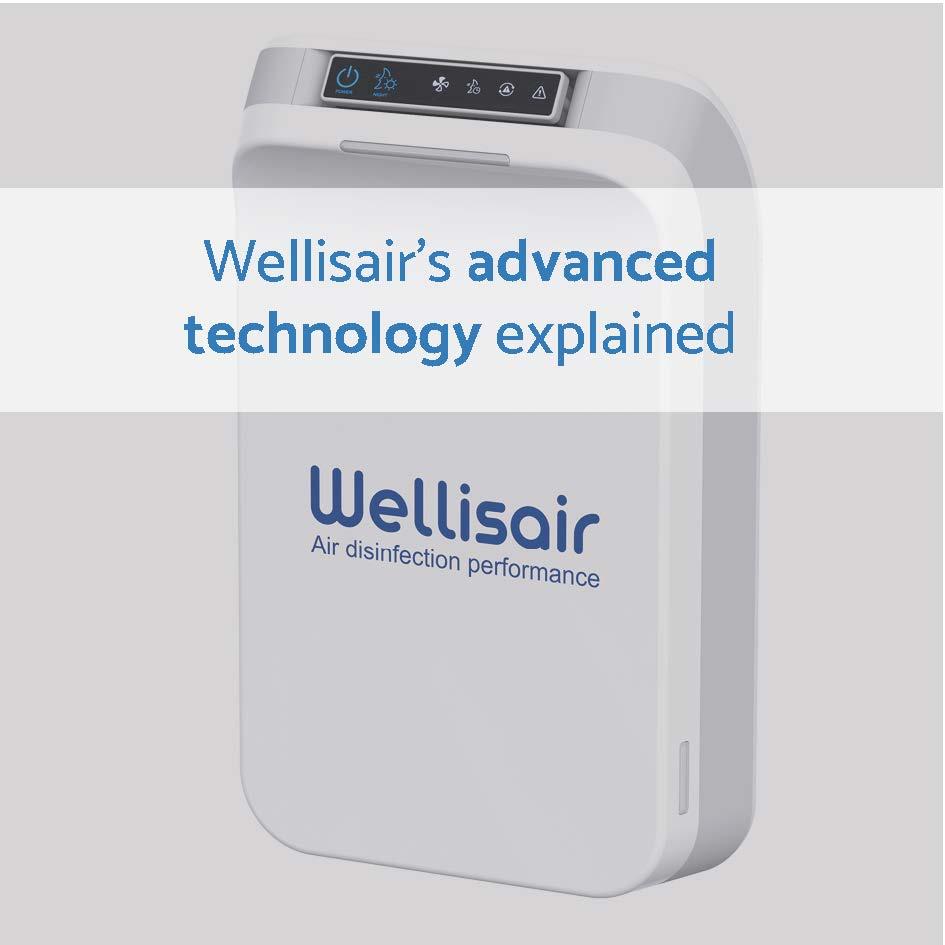 Wellisair Advanced Technology Explained