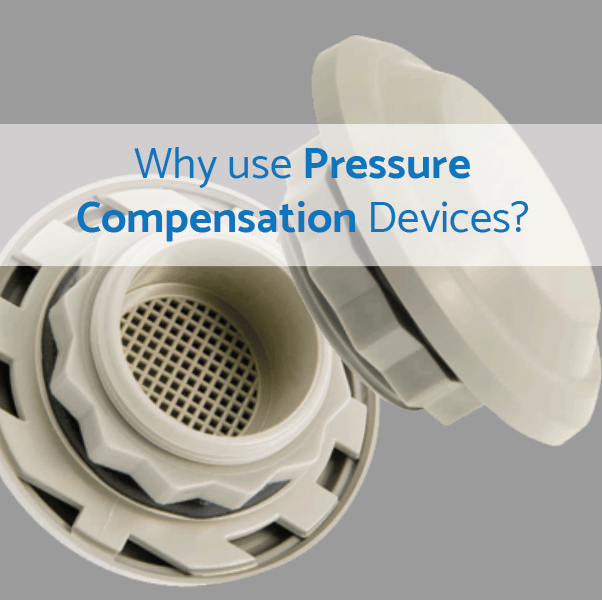 Why Use Pressure Compensation Devices?