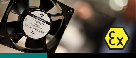 ATEX Compact Axial Fans