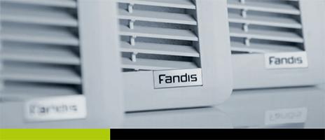 Filter Fans  For Enclosure Cooling