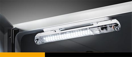 LED Enclosure Lights